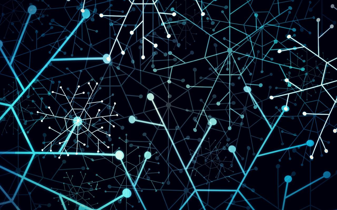 Network Points Technology  - AnimoDigital / Pixabay